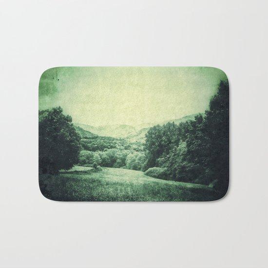 Vintage Landscape  - JUSTART © Bath Mat