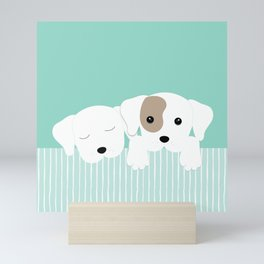 dogs Mini Art Print