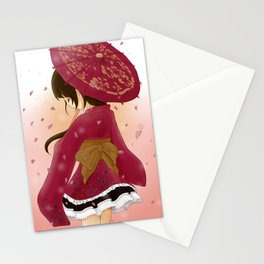 Wa Lolita Stationery Cards