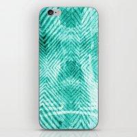 tie dye iPhone & iPod Skins featuring Tie Dye  by Jenna Davis Designs