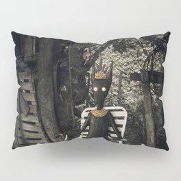 Disfrutando del silencio Pillow Sham