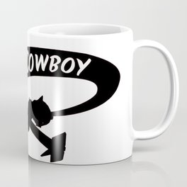 Cowboy Bebop - Space Cowboy Coffee Mug