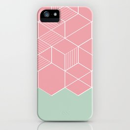 SORBETECORAL iPhone Case
