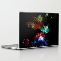 the lights Laptop & iPad Skins featuring Lights by Digital-Art