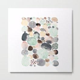 dots 2 Metal Print