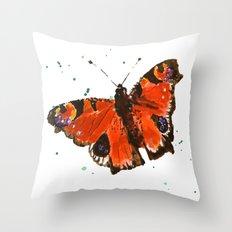 Butterfly, butterflies, insects, garden lover gift, gardens, nature,  Throw Pillow