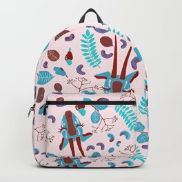Cashew Nuts Pattern (Version 3) Backpack
