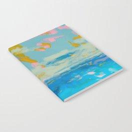 la mer in summer  Notebook