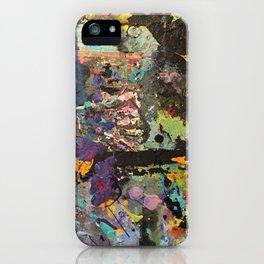 Manic Palette iPhone Case
