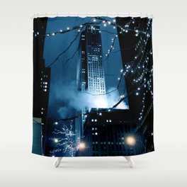 New York City #1 Shower Curtain