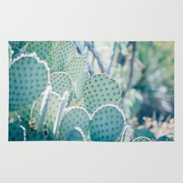 Paddle Cactus Rug