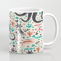 micklyn Mugs featuring Sea Patrol by Anna Deegan