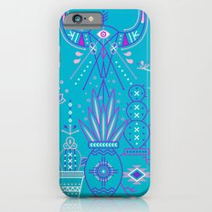 Santa Fe Garden – Blue & Purple Slim Case iPhone 6s