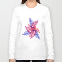 plants Long Sleeve T-shirts featuring Plants by melanie johnsson
