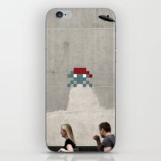 invaders; they're coming for you too... iPhone & iPod Skin