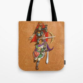 Holders of the Triforce Tote Bag