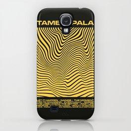 Tame Impala Currents Design iPhone Case