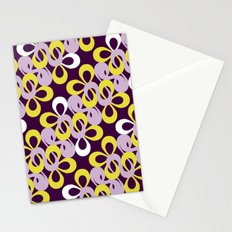 loopy pattern 2 Stationery Cards