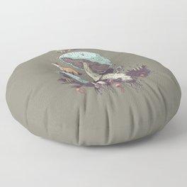 Elven Ranger Floor Pillow