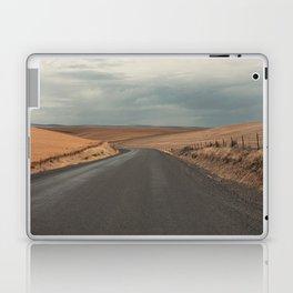 Empty Road Laptop & iPad Skin