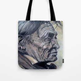 Old Crow Indian Tote Bag