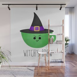 Witch's Brew Wall Mural