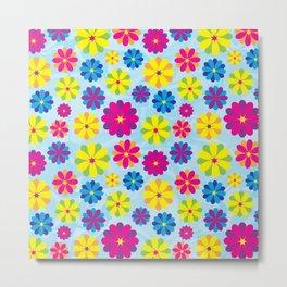 Flowers_101 Metal Print
