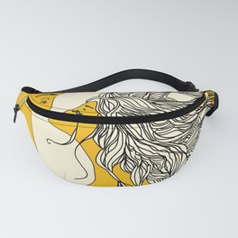 Sun and Moon Fanny Pack