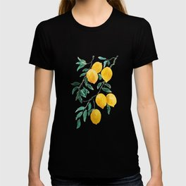 yellow lemon 2018 T-shirt