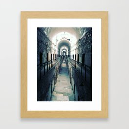 Abandoned ESP Framed Art Print