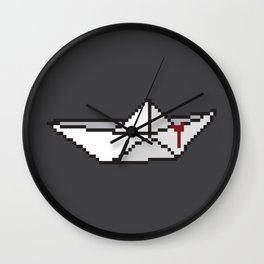 IT (Pixelwise the Clown) Wall Clock