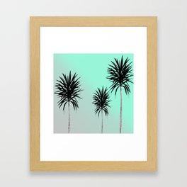Saint Tropez Feeling #3 #beach #decor #art #society6 Framed Art Print