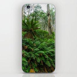 Mt Donna Buang, Warburton, Victoria iPhone Skin