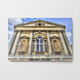 Roman Bath Metal Print