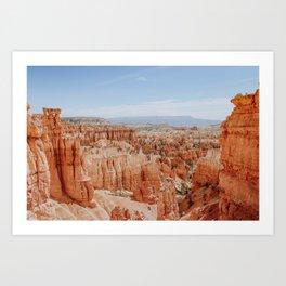 Bryce Canyon II Art Print