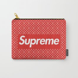 Supreme LOUIS Pattern Carry-All Pouch