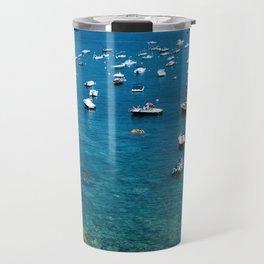 Costa Brava Boats Travel Mug