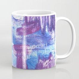 Royal purple abstract watercolor Coffee Mug