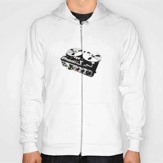 the ultimate tape recorder Hoody