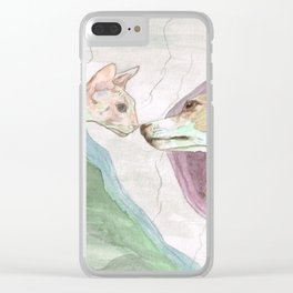 Creation of Ziggy Clear iPhone Case