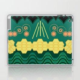 Rainforest HARMONY pattern Laptop & iPad Skin