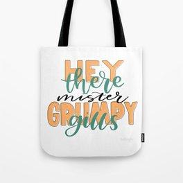 Grumpy Gills Tote Bag