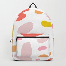 pink giraffe Backpack