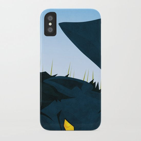Wagner's Tail iPhone Case