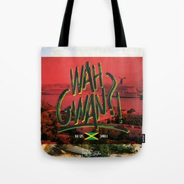 Culture Series - Jamaica Collection Tote Bag