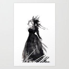 Cosette 3 Art Print
