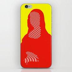 Mona, nu mach aber mal ein Punkt · 2 iPhone & iPod Skin