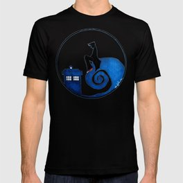 Allons-y SkellingTen. T-shirt