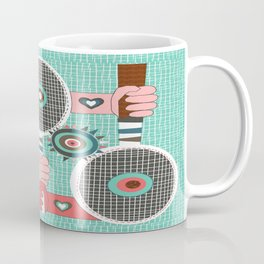 Tennis anyone? Coffee Mug