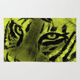 Tiger Eyes - Lime Rug